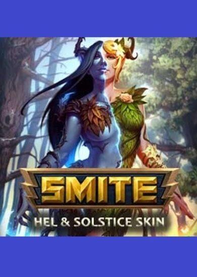 SMITE - Hel & Solstice Skin  Key GLOBAL