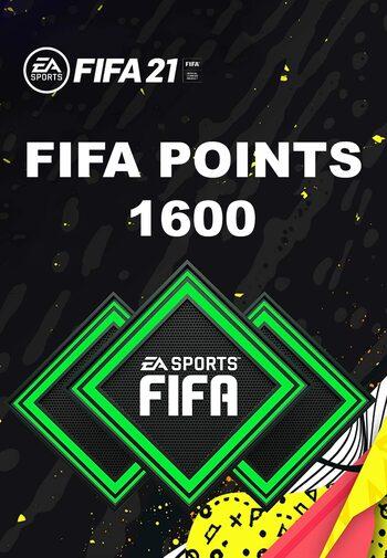 FIFA 21 - 1600 FUT Points (Nintendo Switch) eShop Key UNITED STATES
