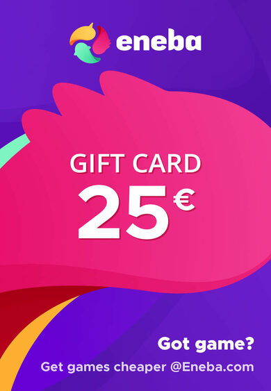 Eneba Gift Card 25 EUR GLOBAL