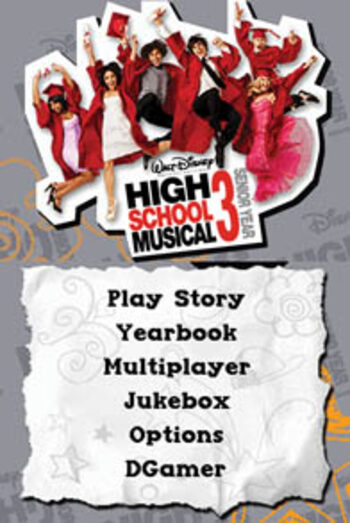 High School Musical 3: Senior Year Nintendo DS for sale