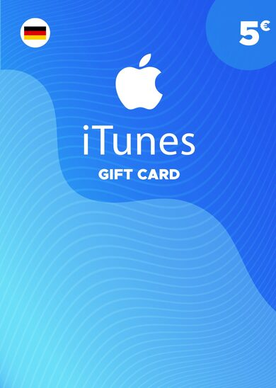 Apple iTunes Gift Card 5 EUR iTunes Key GERMANY