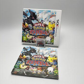 Super Pokémon Rumble Nintendo 3DS
