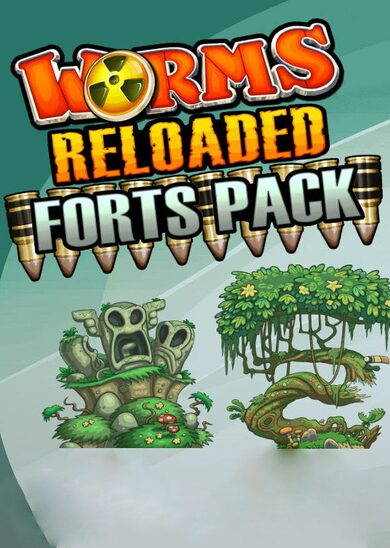 Worms Reloaded - Forts Pack (DLC) Steam Key EUROPE