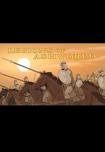 Legions of Ashworld Steam Key GLOBAL
