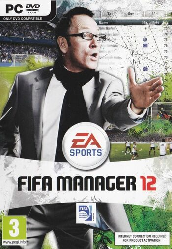 Fifa Manager 12 Origin Key GLOBAL
