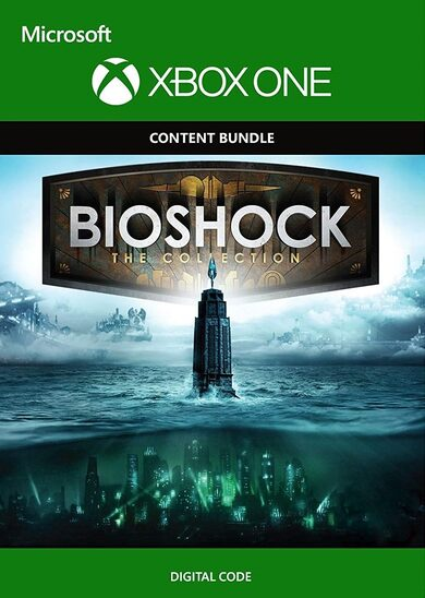Bioshock: The Collection (Xbox One) Xbox Live Key UNITED STATES