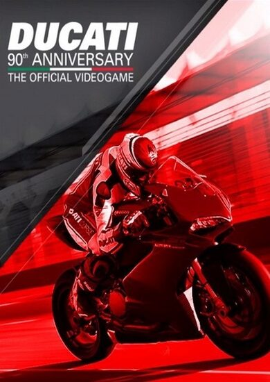DUCATI - 90th Anniversary Steam Key GLOBAL