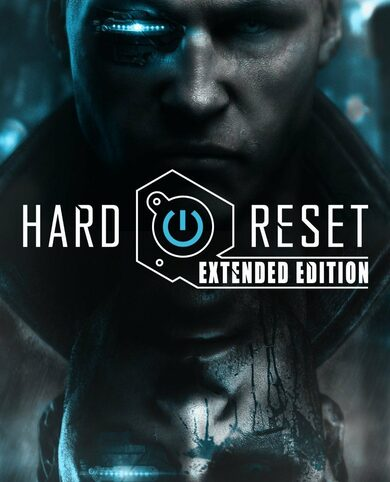 Hard Reset (Extended Edition) Steam Key EUROPE