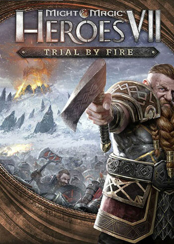 Might & Magic Heroes VII Trial by Fire Uplay Key GLOBAL