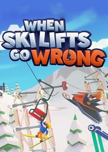 When Ski Lifts Go Wrong Steam Key GLOBAL