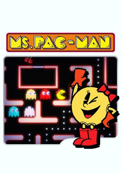 PAC MAN MUSEUM - Ms. PAC-MAN (DLC) Steam Key GLOBAL