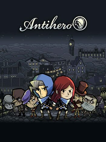 Antihero Steam Key GLOBAL
