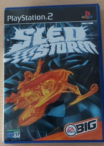 Sled Storm PlayStation 2