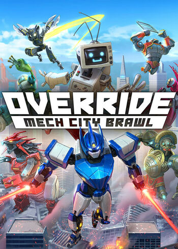 Override: Mech City Brawl Steam Key GLOBAL