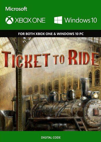 Ticket to Ride PC/XBOX LIVE Key UNITED STATES
