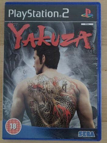 Yakuza PlayStation 2