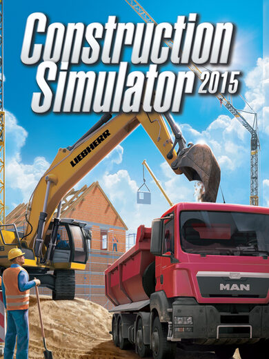 Construction Simulator 2015 Steam Key GLOBAL