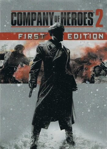 Company of Heroes 2: The Western Front Armies - US Forces (DLC) Steam Key GLOBAL