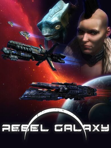 Rebel Galaxy Steam Key GLOBAL