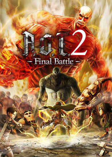 Attack on Titan 2 - Final Battle Upgrade Pack (DLC) Steam Key GLOBAL