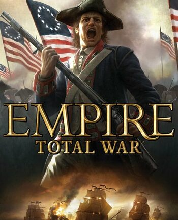 Empire: Total War Steam Key GLOBAL