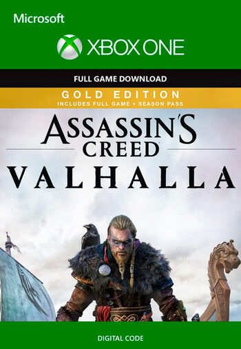 Assassin's Creed Valhalla Gold Edition (Xbox One) Xbox Live Key UNITED STATES