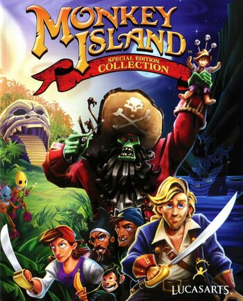 Monkey Island: Special Edition Bundle Steam Clave GLOBAL