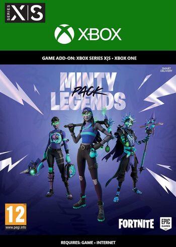 Fortnite Minty Legends Pack + 1000 V-Bucks XBOX LIVE Key GLOBAL