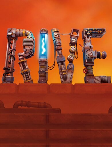 RIVE: Wreck, Hack, Die, Retry! Steam Key GLOBAL