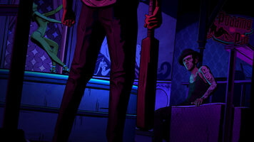 Buy The Wolf Among Us PlayStation 4