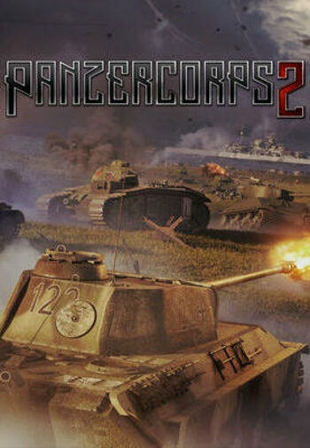 Panzer Corps 2: Axis Operations - Spanish Civil War (DLC) Steam Key GLOBAL
