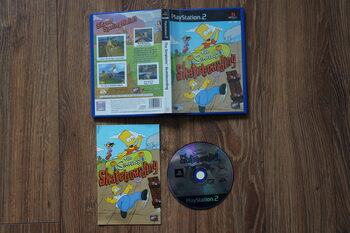The Simpsons Skateboarding PlayStation 2