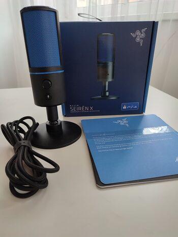 Razer Seiren X mikrofonas