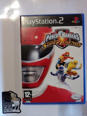 Power Rangers: Super Legends PlayStation 2