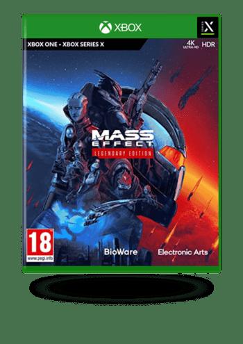 Mass Effect Legendary Edition Xbox Series X