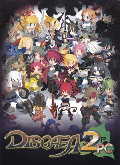 Disgaea 2 Steam Key GLOBAL