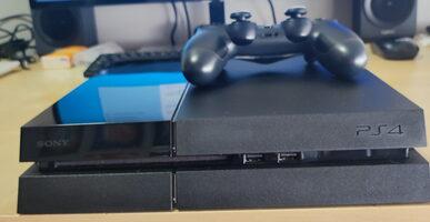 PlayStation 4, Black, 500GB
