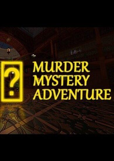 Murder Mystery Adventure Steam Key GLOBAL