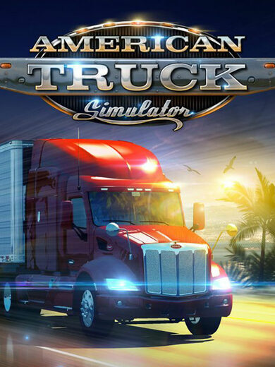 American Truck Simulator (Gold Edition) Steam Key GLOBAL