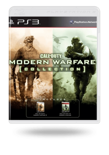 Call of Duty: Modern Warfare Collection PlayStation 3