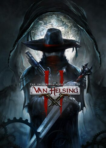 The Incredible Adventures of Van Helsing II + 2 DLC Steam Key GLOBAL