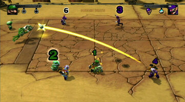 Mario Strikers Charged Wii for sale