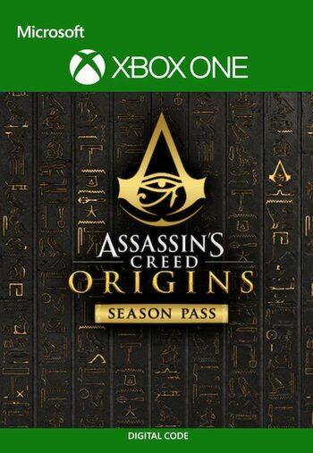 Assassin's Creed: Origins - Season Pass (DLC) XBOX LIVE Key UNITED STATES