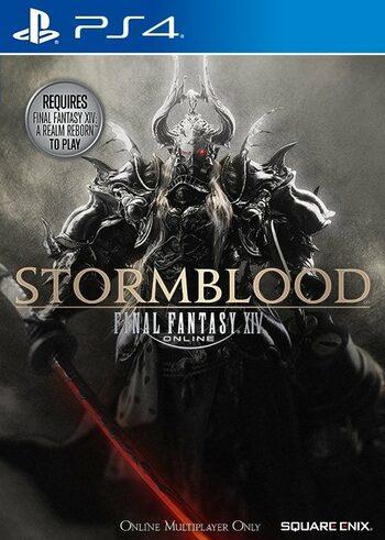 Final Fantasy XIV - Stormblood (DLC) PS4 Key NORTH AMERICA