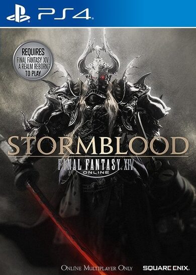 Final Fantasy XIV - Stormblood (DLC) PS4 Key EUROPE