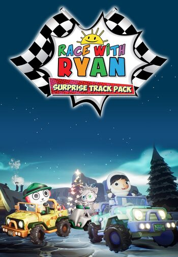 Race with Ryan: Adventure Track Pack (DLC) Steam Key GLOBAL