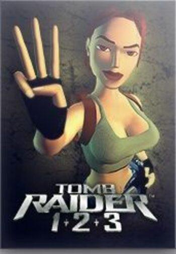 Tomb Raider 1+2+3 Gog.com Key GLOBAL