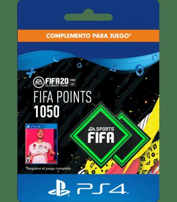 FIFA 20 - 1050 FUT Points (PS4) PSN Key CHILE