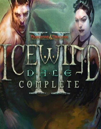 Icewind Dale 2: Complete GOG.com Key GLOBAL