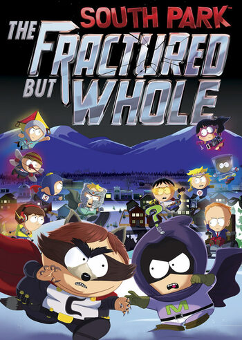 South Park: The Fractured But Whole Uplay Key EMEA